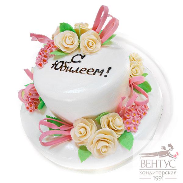 Торт поздравление № 27