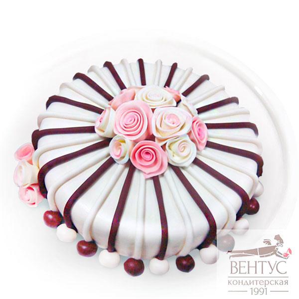 Свадебный торт №40