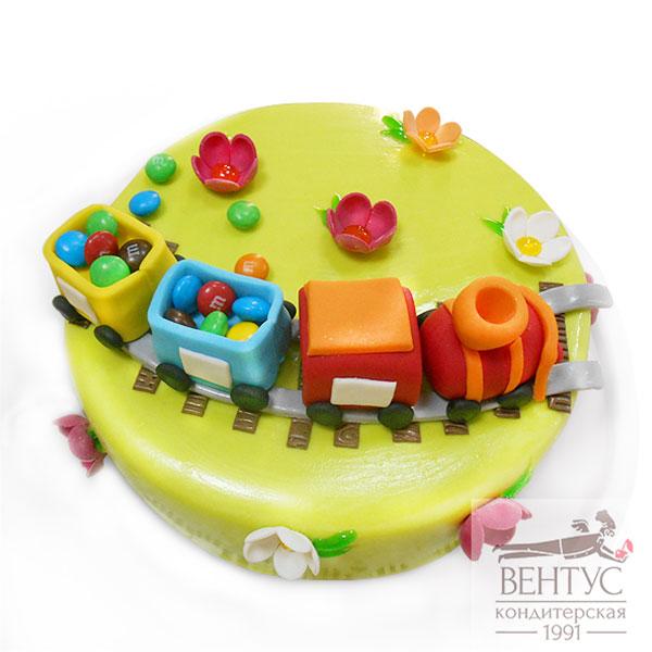 Торт детский № 26