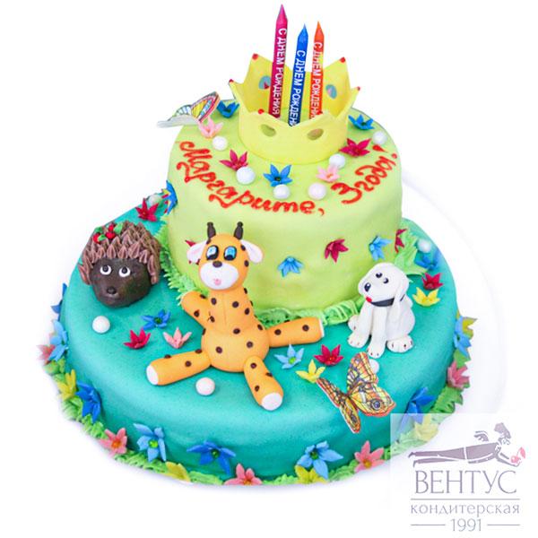 Торт детский № 7