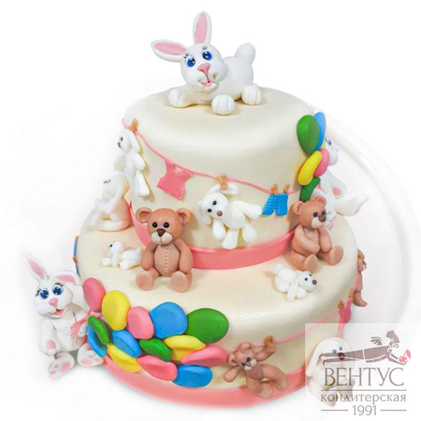 Торт детский № 22