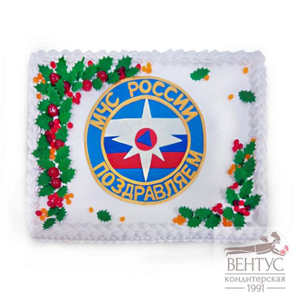 Торт корпоративный № 3