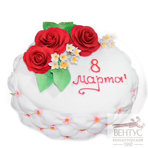 Торт любимым № 11