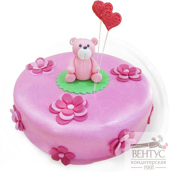 Торт любимым № 7