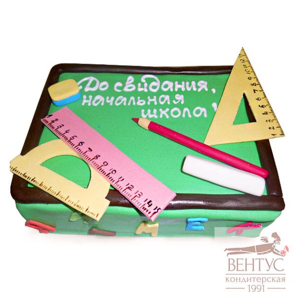 Торт школьный № 2