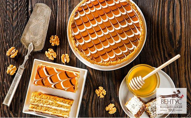 Сладости из меда