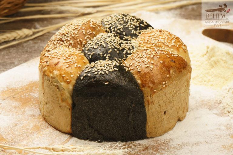 Хлеб - ромашка