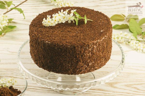 Торт - Черемуховый