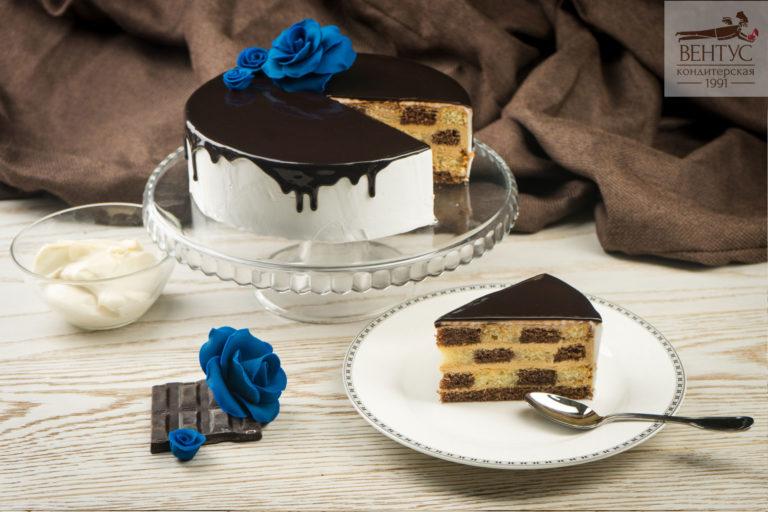 Торт - День ночь