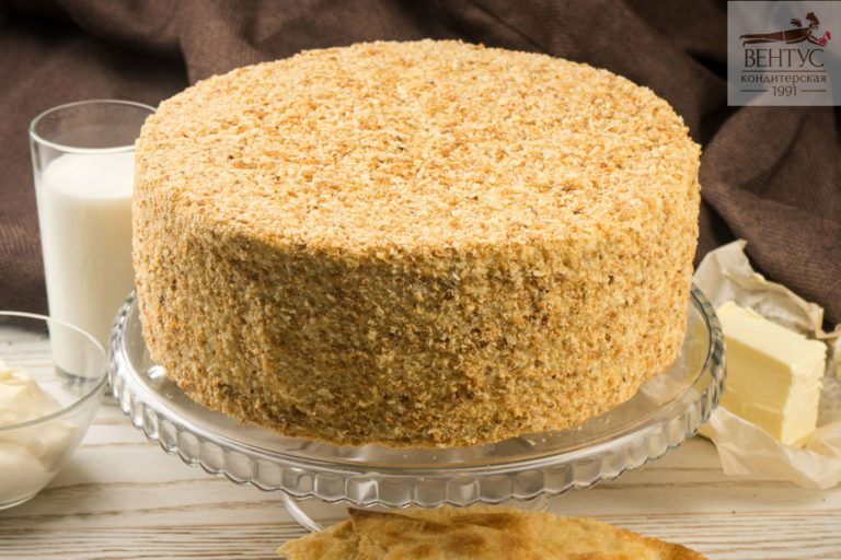 Торт - Наполеон
