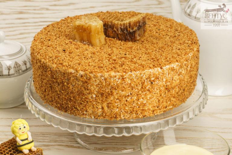 Торт - Полет шмеля