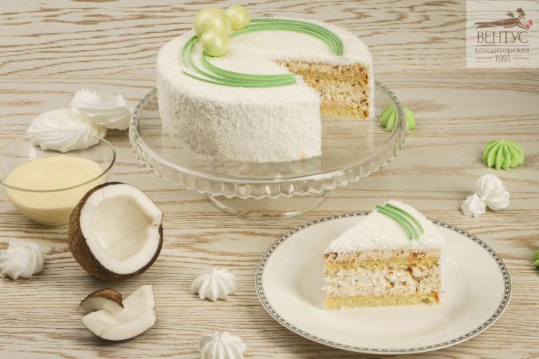 Торт - Рафаэлло