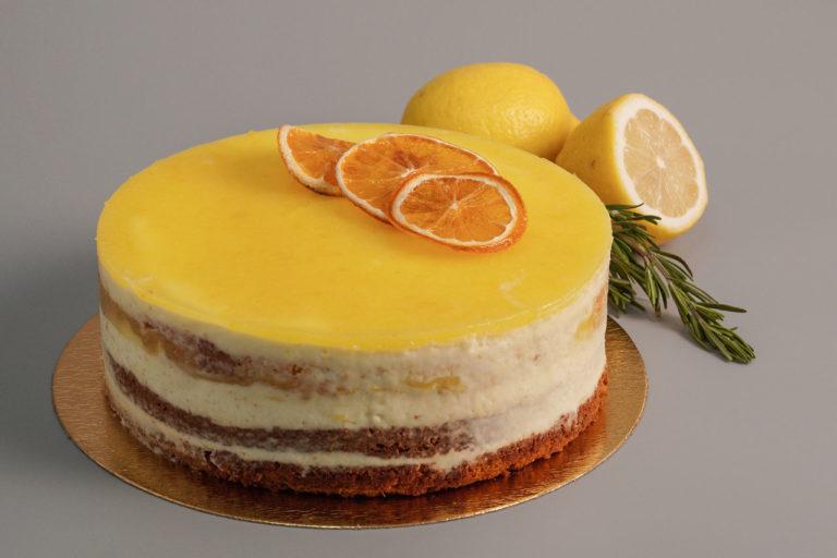Лимонный